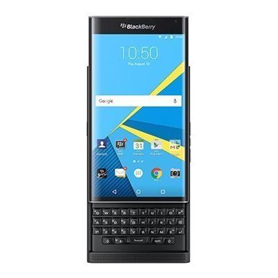 SIMフリー BlackBerry PRIV - STV100-3【Black 32GB国内版 SIMフリー】[中古Bランク]【当社3ヶ月間保証】 スマホ 中古 本体 送料無料【中古】 【 中古スマホとタブレット販売のイオシス 】