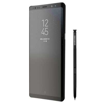 SIMフリー 未使用 Samsung Galaxy note8 Dual-SIM SM-N950FD【64GB Midnight Black海外版 SIMフリー】【当社6ヶ月保証】 スマホ 中古 本体 送料無料【中古】 【 中古スマホとタブレット販売のイオシス 】