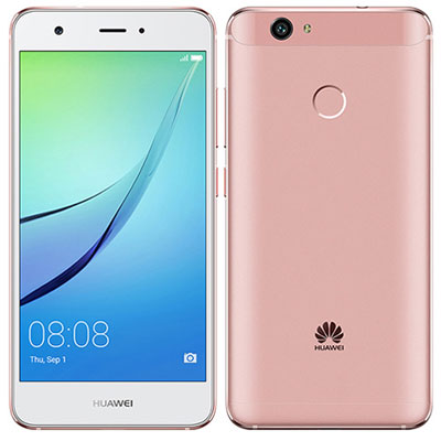 SIMフリー Huawei nova CAN-L12 RoseGold【国内版 SIMフリー】[中古Aランク]【当社3ヶ月間保証】 スマホ 中古 本体 送料無料【中古】 【 中古スマホとタブレット販売のイオシス 】