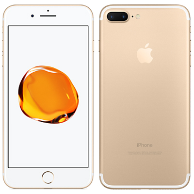 SIMフリー iPhone7 Plus A1785 (MN6N2J/A) 256GB ゴールド 【国内版 SIMフリー】[中古Bランク]【当社3ヶ月間保証】 スマホ 中古 本体 送料無料【中古】 【 中古スマホとタブレット販売のイオシス 】