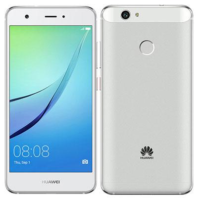 SIMフリー Huawei nova CAN-L12 Mystic Silver【国内版 SIMフリー】[中古Bランク]【当社3ヶ月間保証】 スマホ 中古 本体 送料無料【中古】 【 中古スマホとタブレット販売のイオシス 】