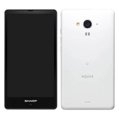 SIMフリー AQUOS SH-M02 White[中古Cランク]【当社3ヶ月間保証】 スマホ 中古 本体 送料無料【中古】 【 中古スマホとタブレット販売のイオシス 】