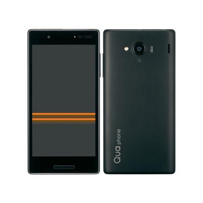 白ロム au Qua phone QX KYV42 ブラック[中古Bランク]【当社3ヶ月間保証】 スマホ 中古 本体 送料無料【中古】 【 中古スマホとタブレット販売のイオシス 】