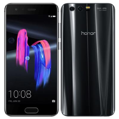 SIMフリー Huawei Honor9 STF-L09 Midnight Black【版 SIMフリー】[中古Aランク]【当社3ヶ月間保証】 スマホ 中古 本体 送料無料【中古】 【 中古スマホとタブレット販売のイオシス 】