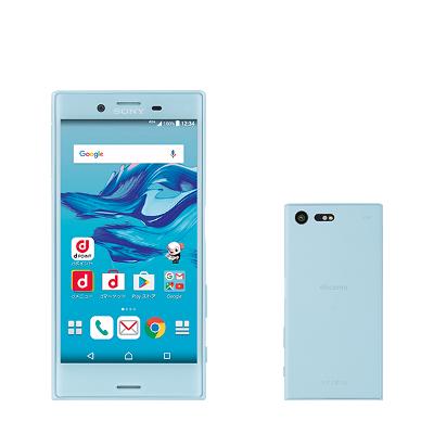 白ロム docomo 【SIMロック解除済】Xperia X Compact SO-02J Mist Blue[中古Bランク]【当社3ヶ月間保証】 スマホ 中古 本体 送料無料【中古】 【 中古スマホとタブレット販売のイオシス 】