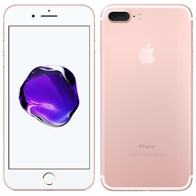 白ロム docomo iPhone7 Plus 128GB A1785 (MN6J2J/A) ローズゴールド[中古Bランク]【当社3ヶ月間保証】 スマホ 中古 本体 送料無料【中古】 【 中古スマホとタブレット販売のイオシス 】