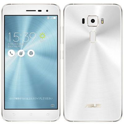 SIMフリー ASUS ZenFone3 5.2 Dual SIM ZE520KL-WH32S3 White 【32GB 国内版 SIMフリー】[中古Cランク]【当社3ヶ月間保証】 スマホ 中古 本体 送料無料【中古】 【 中古スマホとタブレット販売のイオシス 】