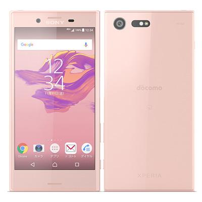 白ロム docomo Xperia X Compact SO-02J Soft Pink[中古Cランク]【当社3ヶ月間保証】 スマホ 中古 本体 送料無料【中古】 【 中古スマホとタブレット販売のイオシス 】