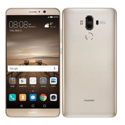 SIMフリー Huawei Mate 9 MHA-L29 Champagne Gold【国内版SIMフリー】[中古Cランク]【当社3ヶ月間保証】 スマホ 中古 本体 送料無料【中古】 【 中古スマホとタブレット販売のイオシス 】