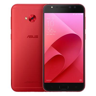 SIMフリー 【再生品】ASUS Zenfone4 Selfie Pro Dual-SIM ZD552KL-RD64S4 64GB RED 【国内版 SIMフリー】[中古Bランク]【当社3ヶ月間保証】 スマホ 中古 本体 送料無料【中古】 【 中古スマホとタブレット販売のイオシス 】