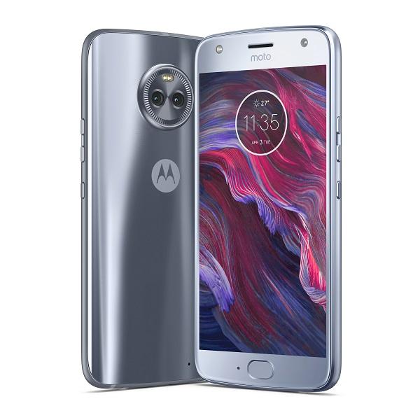 SIMフリー Motorola Moto X4 XT1900-2 PA8T0014JP Sterling Blue [国内版SIMフリー][中古Aランク]【当社3ヶ月間保証】 スマホ 中古 本体 送料無料【中古】 【 中古スマホとタブレット販売のイオシス 】