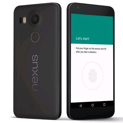 SIMフリー Nexus 5X LG-H791F 16GB CARBON 【海外版 SIMフリー】[中古Bランク]【当社3ヶ月間保証】 スマホ 中古 本体 送料無料【中古】 【 中古スマホとタブレット販売のイオシス 】