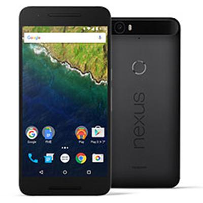 白ロム Y!mobile Google Nexus6P H1512 32GB Graphite[中古Bランク]【当社3ヶ月間保証】 スマホ 中古 本体 送料無料【中古】 【 中古スマホとタブレット販売のイオシス 】