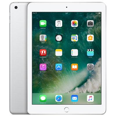 白ロム 未使用SIMロック解除済第5世代 iPad2017 Wi Fi Cellular 128GB シルバー MP27XTPOkZiu