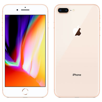 白ロム au iPhone8 Plus 64GB A1898 (MQ9M2J/A) ゴールド[中古Aランク]【当社3ヶ月間保証】 スマホ 中古 本体 送料無料【中古】 【 中古スマホとタブレット販売のイオシス 】