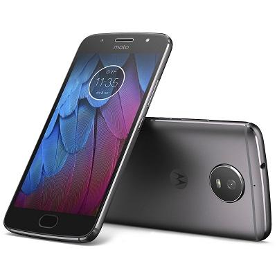 SIMフリー 未使用 Motorola Moto G5S XT1797 [32GB Lunar Gray 国内版SIMフリー]【当社6ヶ月保証】 スマホ 中古 本体 送料無料【中古】 【 中古スマホとタブレット販売のイオシス 】