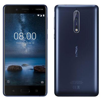 SIMフリー Nokia 8 Dual-SIM TA-1052 【Tempered Blue 64GB 海外版 SIMフリー】[中古Cランク]【当社3ヶ月間保証】 スマホ 中古 本体 送料無料【中古】 【 中古スマホとタブレット販売のイオシス 】