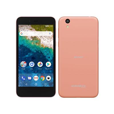 白ロム SoftBank 未使用 Android One S3 ピンク【当社6ヶ月保証】 スマホ 中古 本体 送料無料【中古】 【 中古スマホとタブレット販売のイオシス 】