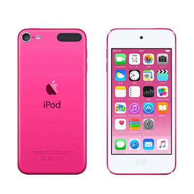 【送料無料】当社1ヶ月間保証[中古Cランク]■Apple 【第6世代】iPod touch (MKGX2J/A) 16GB ピンク中古【中古】 【 中古スマホとタブレット販売のイオシス 】