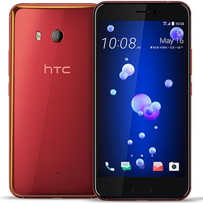 SIMフリー HTC U11 [Solar Red 64GB 国内版 SIMフリー][中古Aランク]【当社3ヶ月間保証】 スマホ 中古 本体 送料無料【中古】 【 中古スマホとタブレット販売のイオシス 】