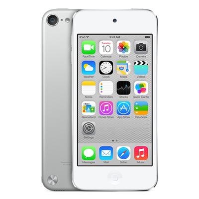 【送料無料】当社1ヶ月間保証[中古Cランク]■Apple 【第5世代】iPod touch 64GB MD721J/A ホワイト&シルバー中古【中古】 【 中古スマホとタブレット販売のイオシス 】