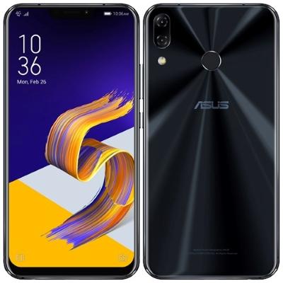 SIMフリー ASUS Zenfone5 (2018) Dual-SIM ZE620KL 【Midnight Blue 64GB 海外版 SIMフリー】[中古Aランク]【当社3ヶ月間保証】 スマホ 中古 本体 送料無料【中古】 【 中古スマホとタブレット販売のイオシス 】