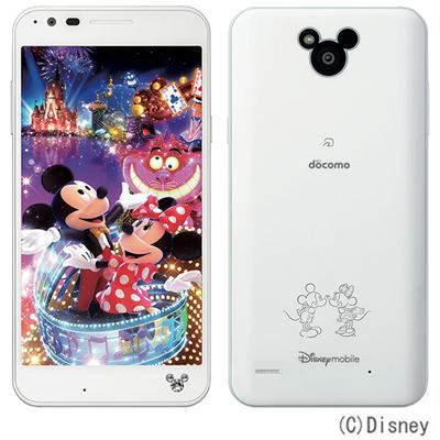 白ロム docomo Disney Mobile on docomo DM-02H White[中古Bランク]【当社3ヶ月間保証】 スマホ 中古 本体 送料無料【中古】 【 中古スマホとタブレット販売のイオシス 】