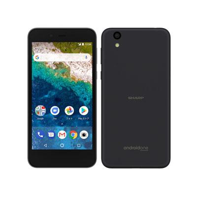 白ロム SoftBank Android One S3 ネイビーブラック[中古Aランク]【当社3ヶ月間保証】 スマホ 中古 本体 送料無料【中古】 【 中古スマホとタブレット販売のイオシス 】