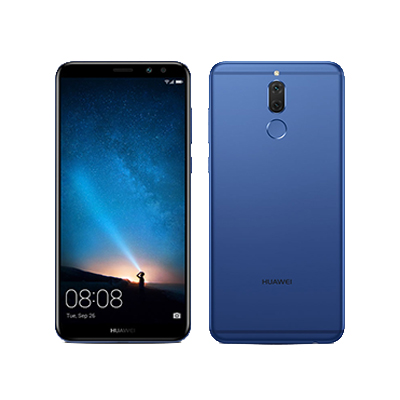 SIMフリー Huawei Mate 10 Lite RNE-L22 Aurora Blue【国内版SIMフリー】[中古Cランク]【当社3ヶ月間保証】 スマホ 中古 本体 送料無料【中古】 【 中古スマホとタブレット販売のイオシス 】