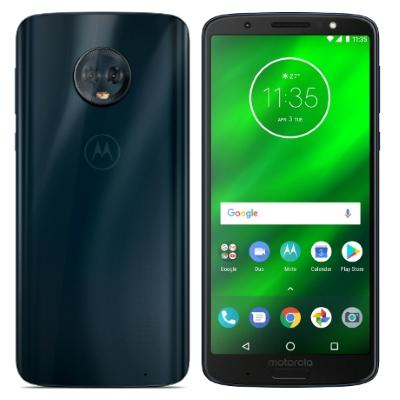 SIMフリー 未使用 Motorola Moto G6 PLUS XT1926-5 [64GB DEEP INDIGO 国内版SIMフリー]【当社6ヶ月保証】 スマホ 中古 本体 送料無料【中古】 【 中古スマホとタブレット販売のイオシス 】