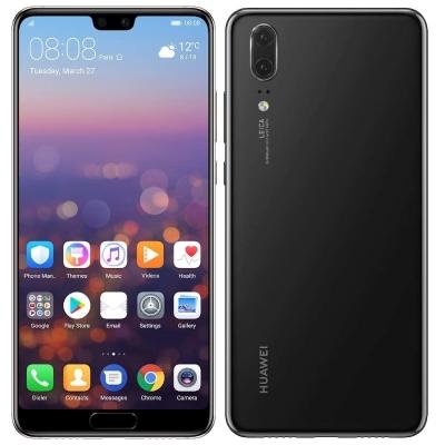 SIMフリー 未使用 Huawei P20 EML-L29 Black 【国内版 SIMフリー】【当社6ヶ月保証】 スマホ 中古 本体 送料無料【中古】 【 中古スマホとタブレット販売のイオシス 】