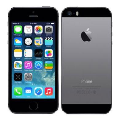 SIMフリー iPhone5S 32GB A1533 スペースグレイ [ME335LL/A]【海外版SIMフリー】[中古Cランク]【当社3ヶ月間保証】 スマホ 中古 本体 送料無料【中古】 【 中古スマホとタブレット販売のイオシス 】