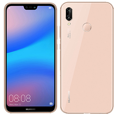 SIMフリー 未使用 Huawei P20 lite ANE-LX2J Sakura Pink【国内版 SIMフリー】【当社6ヶ月保証】 スマホ 中古 本体 送料無料【中古】 【 中古スマホとタブレット販売のイオシス 】