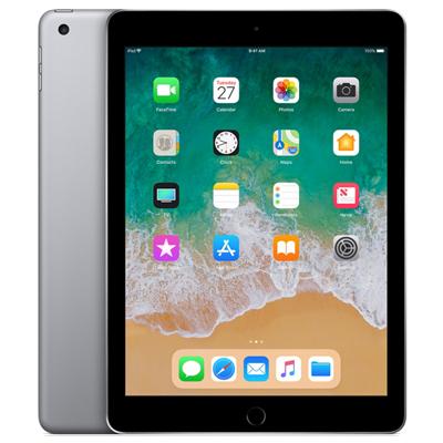 白ロム iPad 2018 Wi-Fi+Cellular (MR6N2J/A) 32GB スペースグレイ[中古Aランク]【当社3ヶ月間保証】 タブレット au 中古 本体 送料無料【中古】 【 中古スマホとタブレット販売のイオシス 】