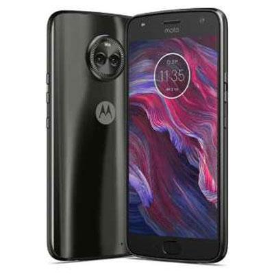 SIMフリー Motorola Moto X4 XT1900-2 PA8T0015JP SuperBlack [国内版SIMフリー][中古Cランク]【当社3ヶ月間保証】 スマホ 中古 本体 送料無料【中古】 【 中古スマホとタブレット販売のイオシス 】