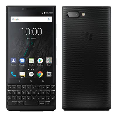 SIMフリー BlackBerry KEY2 BBF100-1【Black 64GB 海外版SIMフリー】[中古Aランク]【当社3ヶ月間保証】 スマホ 中古 本体 送料無料【中古】 【 中古スマホとタブレット販売のイオシス 】