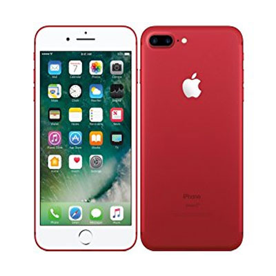 白ロム au iPhone7 Plus 128GB A1785 (MPR22J/A) レッド[中古Cランク]【当社3ヶ月間保証】 スマホ 中古 本体 送料無料【中古】 【 中古スマホとタブレット販売のイオシス 】