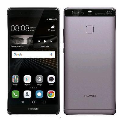 SIMフリー Huawei P9 EVA-L09 TitaniumGrey 【国内版 SIMフリー】[中古Bランク]【当社3ヶ月間保証】 スマホ 中古 本体 送料無料【中古】 【 中古スマホとタブレット販売のイオシス 】