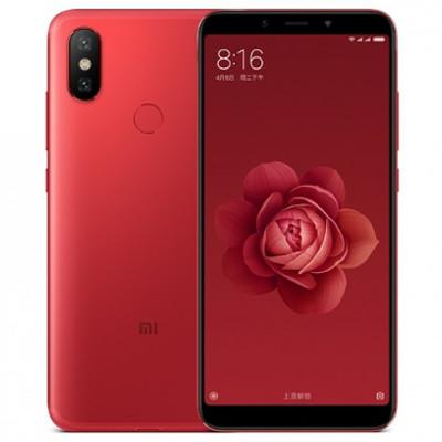 SIMフリー 未使用 Xiaomi Mi 6x Dual-SIM 【Red 6GB 128GB 中国版 SIMフリー】【当社6ヶ月保証】 スマホ 中古 本体 送料無料【中古】 【 中古スマホとタブレット販売のイオシス 】
