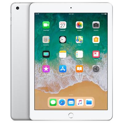 白ロム 未使用 iPad 2018 Wi-Fi+Cellular (MR6P2J/A) 32GB シルバー【当社6ヶ月保証】 タブレット au 中古 本体 送料無料【中古】 【 中古スマホとタブレット販売のイオシス 】