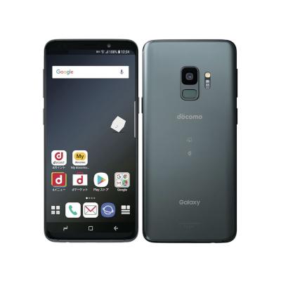 白ロム docomo 【SIMロック解除済】Galaxy S9 SC-02K Titanium Gray[中古Aランク]【当社3ヶ月間保証】 スマホ 中古 本体 送料無料【中古】 【 中古スマホとタブレット販売のイオシス 】