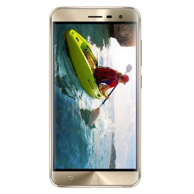 SIMフリー ASUS ZenFone3 5.2 Dual SIM ZE520KL Gold 【32GB 海外版 SIMフリー】[中古Cランク]【当社3ヶ月間保証】 スマホ 中古 本体 送料無料【中古】 【 中古スマホとタブレット販売のイオシス 】