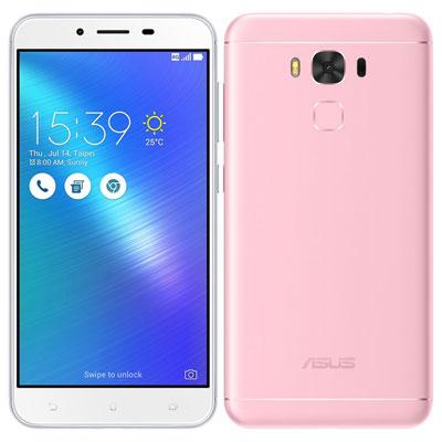 SIMフリー ASUS Zenfone3 Max ZC553KL Pink【32GB 国内版 SIMフリー】[中古Aランク]【当社3ヶ月間保証】 スマホ 中古 本体 送料無料【中古】 【 中古スマホとタブレット販売のイオシス 】