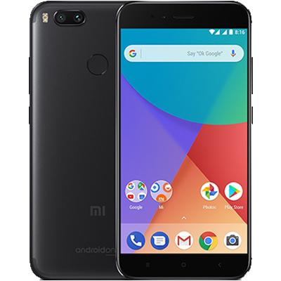 SIMフリー Xiaomi Mi A1 Dual-SIM [black 64GB グローバル版 SIMフリー][中古Aランク]【当社3ヶ月間保証】 スマホ 中古 本体 送料無料【中古】 【 中古スマホとタブレット販売のイオシス 】