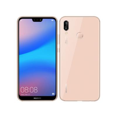 白ロム au Huawei P20 lite HWV32 Sakura Pink[中古Aランク]【当社3ヶ月間保証】 スマホ 中古 本体 送料無料【中古】 【 中古スマホとタブレット販売のイオシス 】