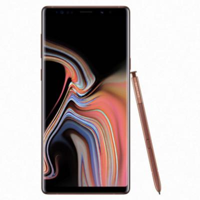 SIMフリー 未使用 Samsung Galaxy note9 Dual-SIM SM-N960FD【Metallic Copper 6GB 128GB 海外版 SIMフリー】【当社6ヶ月保証】 スマホ 中古 本体 送料無料【中古】 【 中古スマホとタブレット販売のイオシス 】