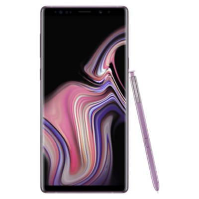 SIMフリー 未使用 Samsung Galaxy note9 Dual-SIM SM-N9600【Lavender Purple 6GB 128GB 香港版 SIMフリー】【当社6ヶ月保証】 スマホ 中古 本体 送料無料【中古】 【 中古スマホとタブレット販売のイオシス 】