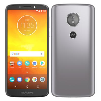 SIMフリー 未使用 Motorola Moto E5 XT1944-6 Dual-SIM [フラッシュグレー 国内版SIMフリー]【当社6ヶ月保証】 スマホ 中古 本体 送料無料【中古】 【 中古スマホとタブレット販売のイオシス 】
