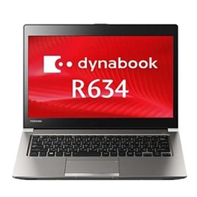 中古パソコン dynabook R634/M PR634MEA647AD71 中古ノートパソコン Core i5 13.3インチ 送料無料 当社3ヶ月間保証 B5 【 中古スマホとタブレット販売のイオシス 】