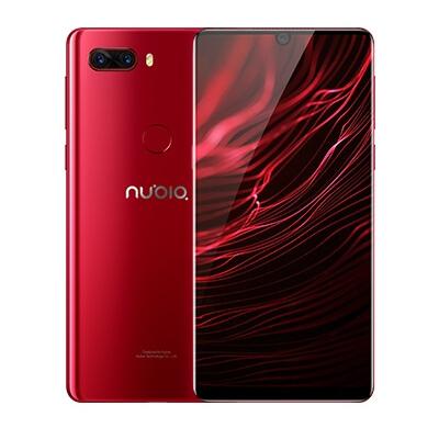 SIMフリー 未使用 Nubia Z18 Dual-SIM 【Red 8GB 128GB 中国版 SIMフリー】【当社6ヶ月保証】 スマホ 中古 本体 送料無料【中古】 【 中古スマホとタブレット販売のイオシス 】